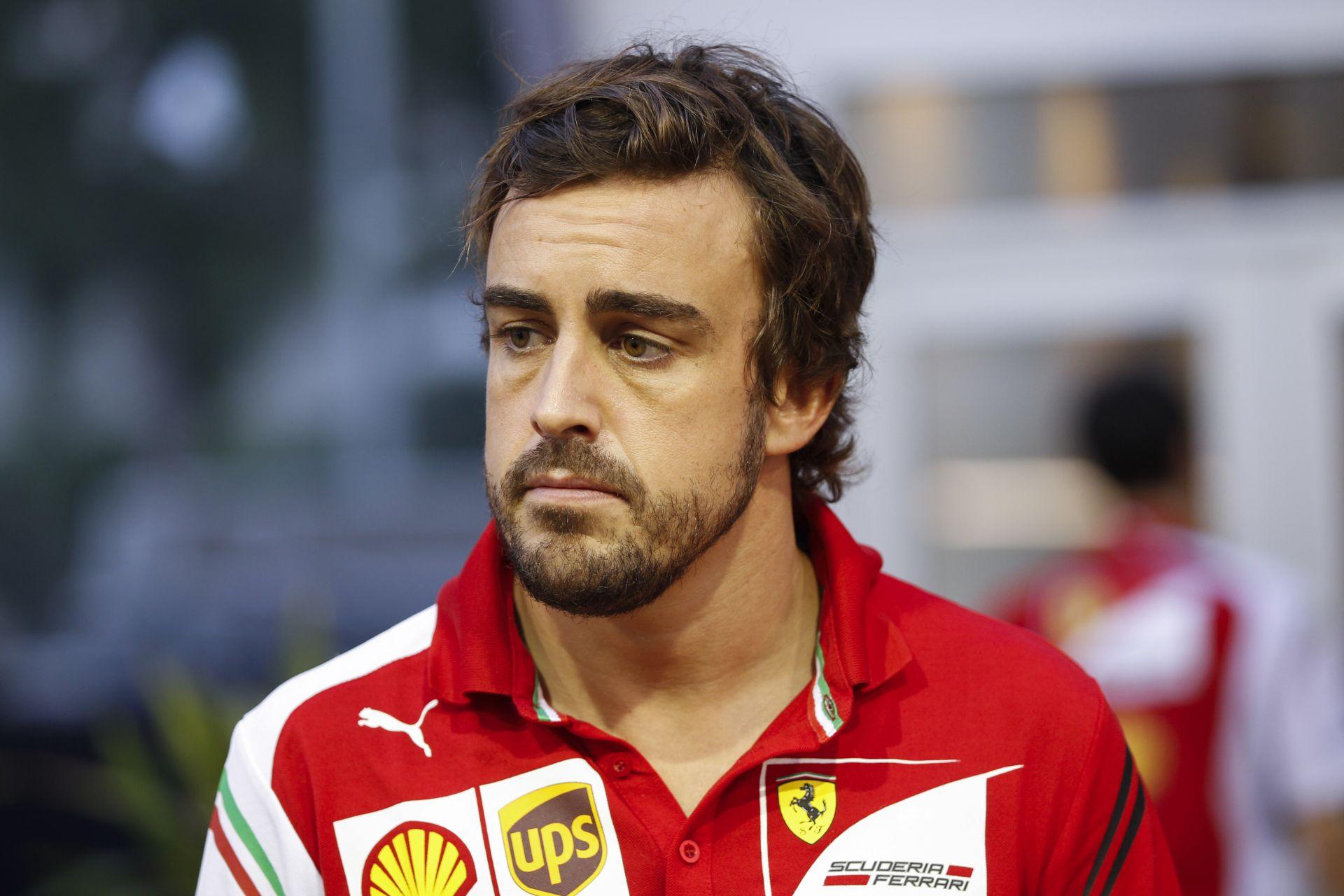 Alonso közölte, hogy távozni akar a Ferraritól