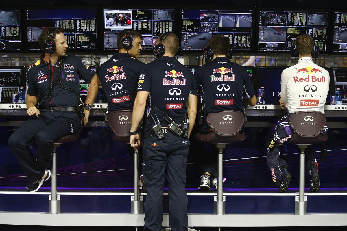Röviden: az FIA elégedett volt a Red Bull rádióüzeneteivel