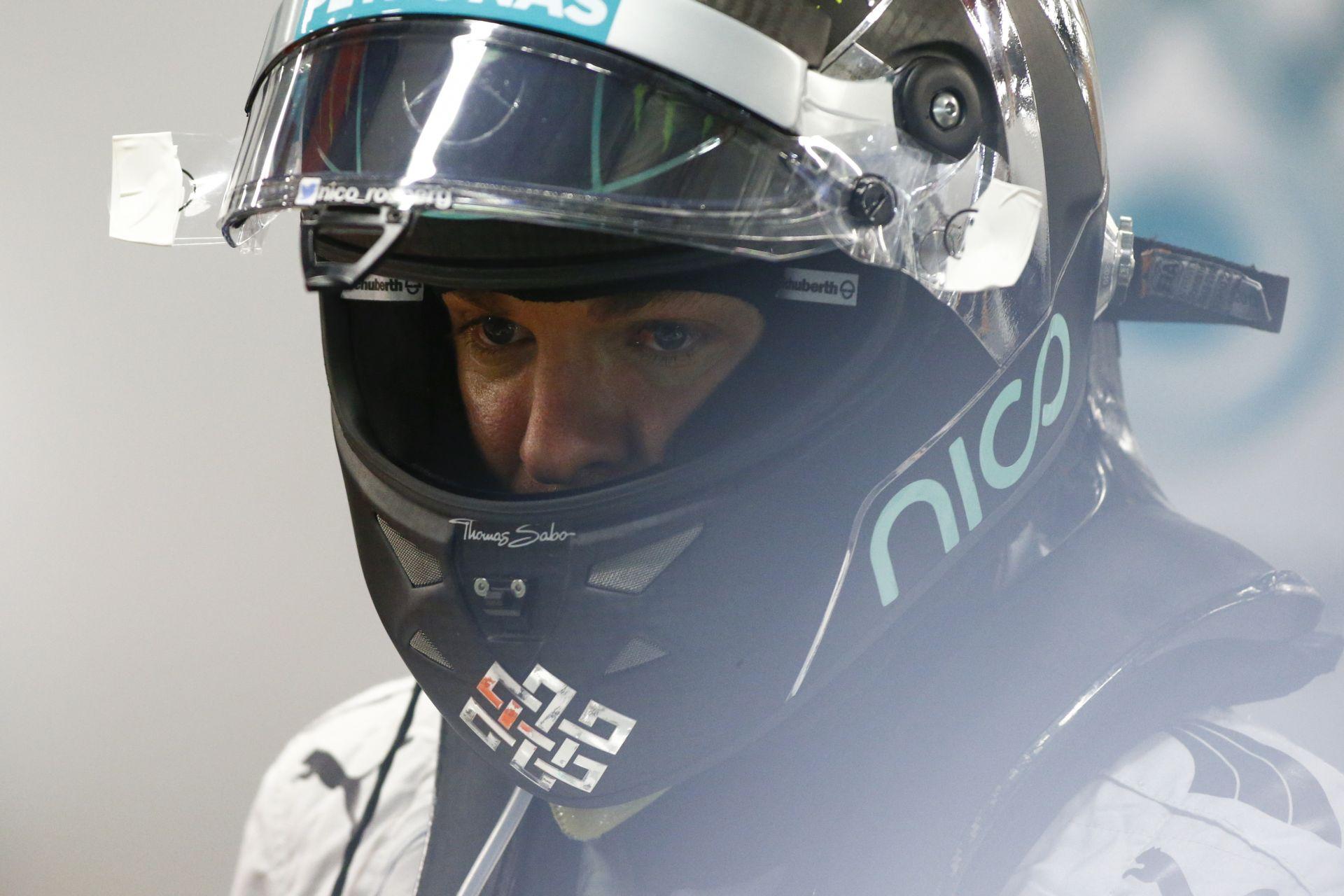 Rosberg hiába vesztette el az első helyét a bajnokságban, tudja, hogy még semmi sem dőlt el