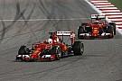 Raikkönen és Vettel Ferrarija csak a Brit Nagydíjra kaphatja meg az első komoly motoros frissítési csomagot?