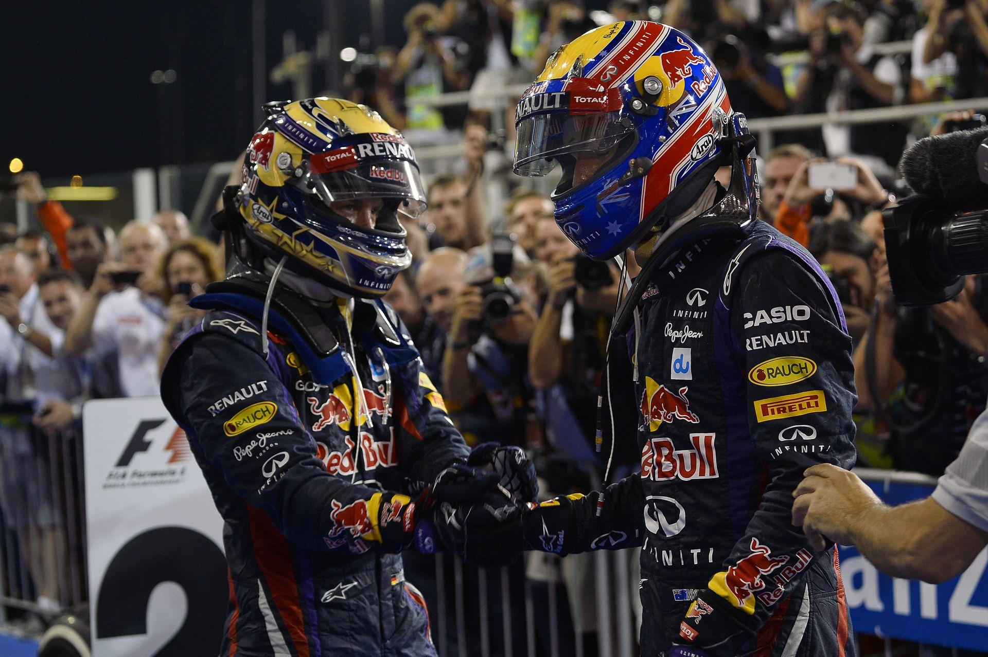 Webber szerint Vettelt Schumacher balesete és az apaság lassította 2014-ben