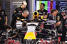 Ricciardo délelőtt a 3. motorral