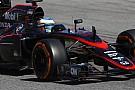 Alonso: Újabb előrelépés a McLaren-Hondánál