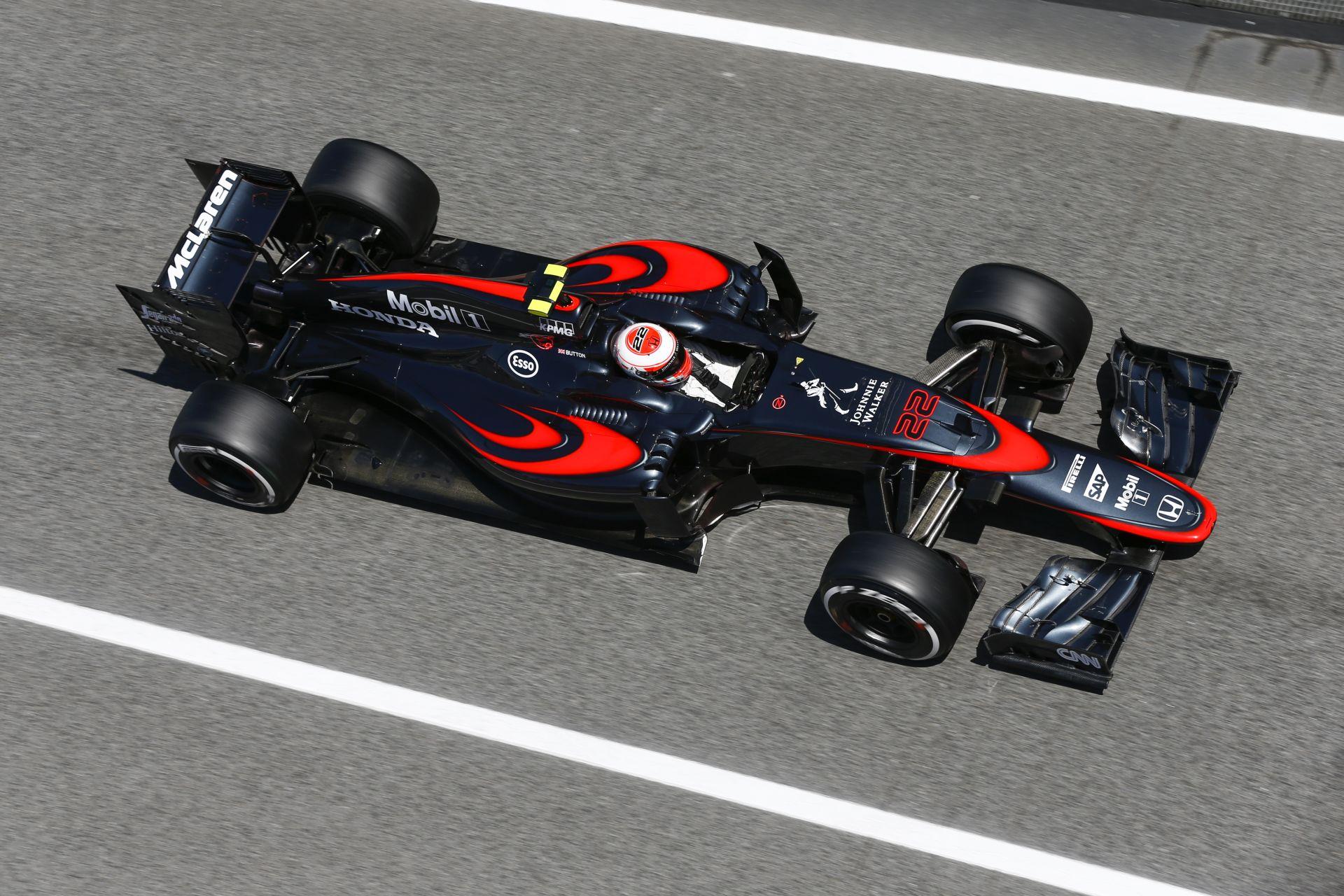 A sikerhez hosszú és rögös út vezet - ez a McLaren-Honda esetében sincs másképp