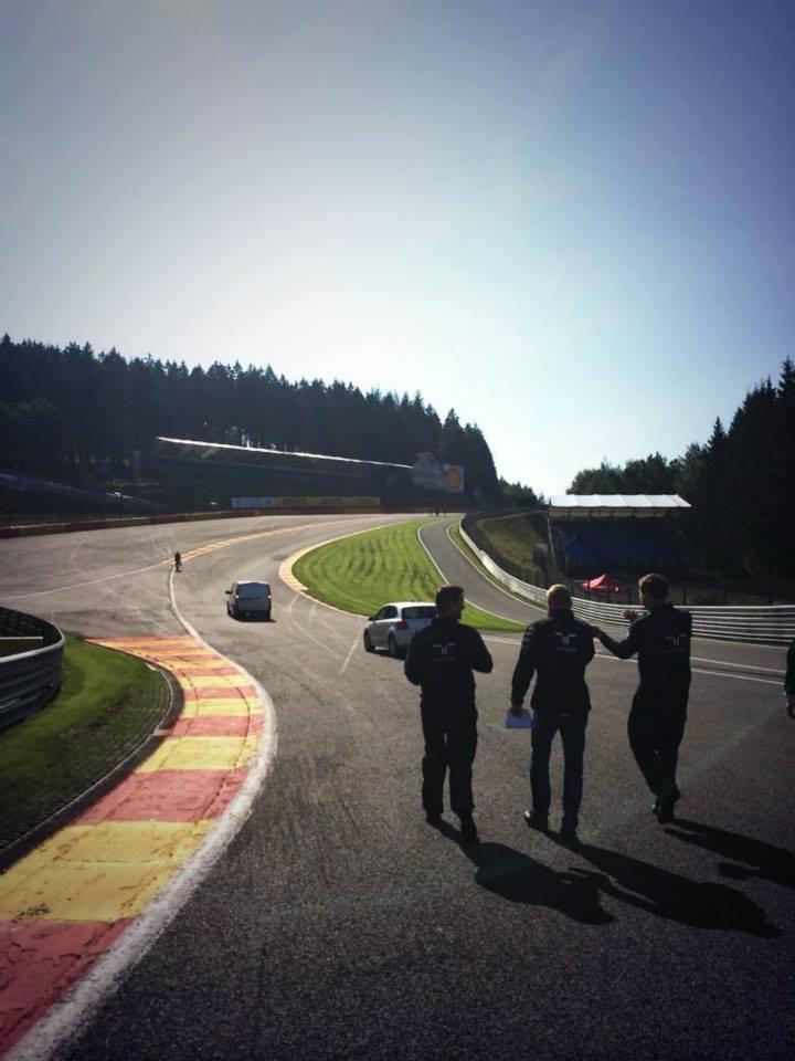 A világ egyik legjobb F1-es versenypályája: Spa Francorchamps