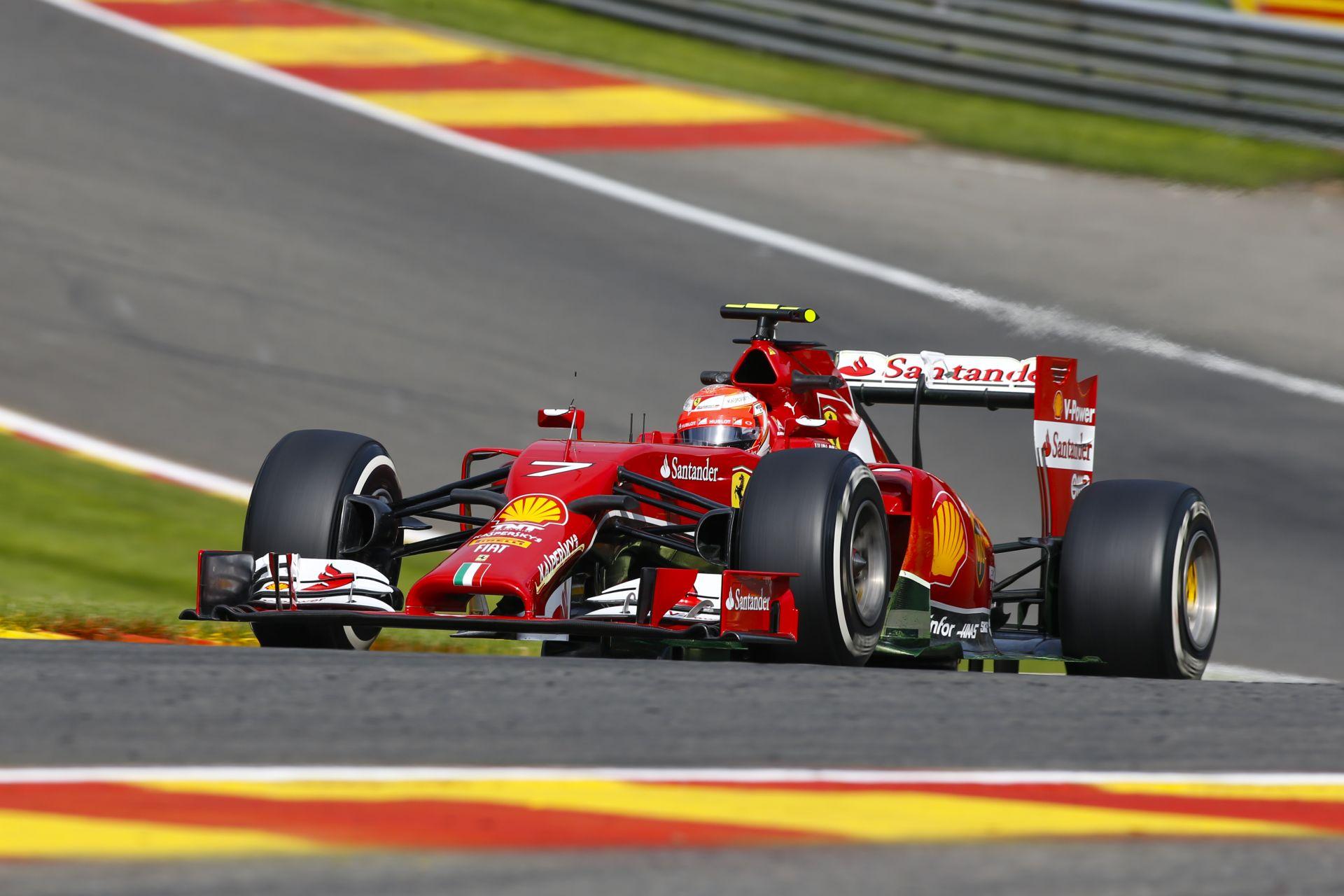 """Raikkönen alatt megint csak döcögött a Ferrari, addig Alonso """"szárnyalt"""""""