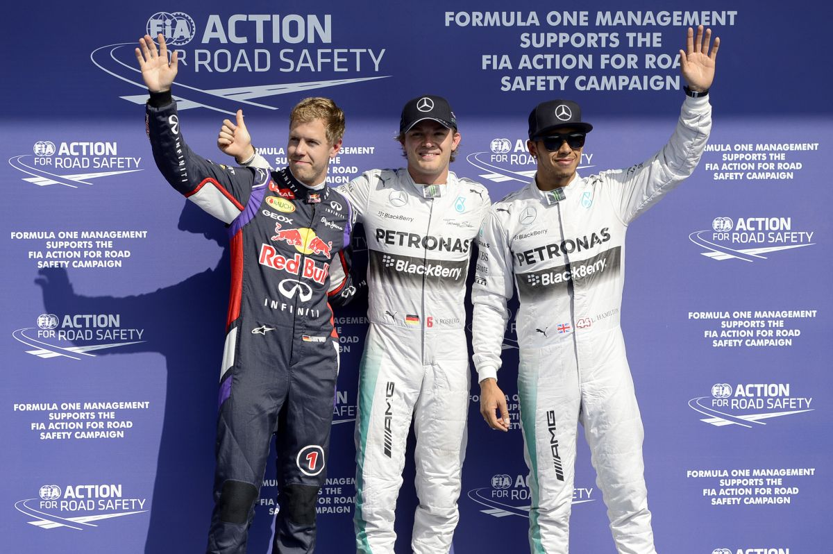 A Mercedes nem aludt be a nyári szünet után - a Red Bull nyomás alatt győzné le őket