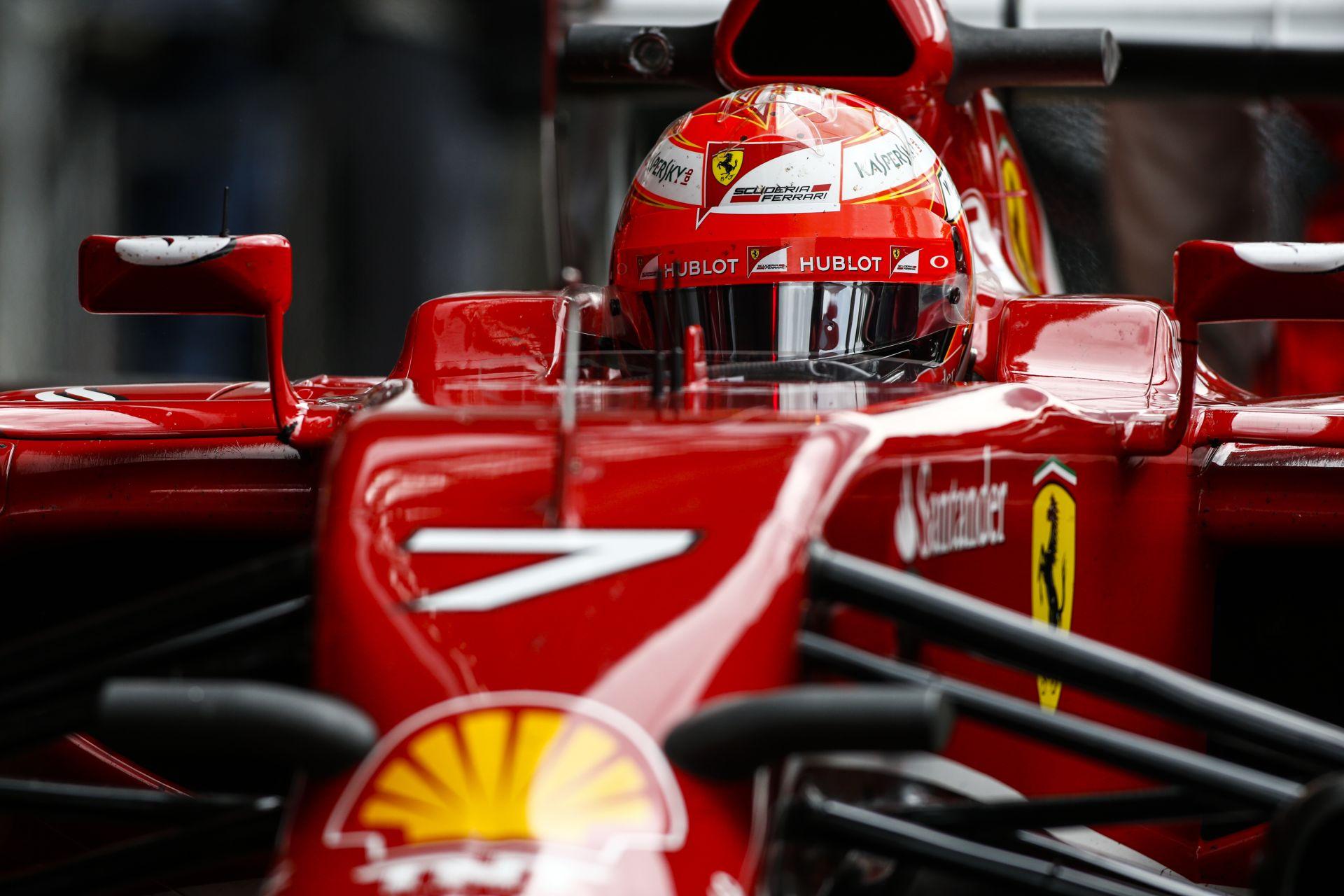 Raikkönen menedzsere: Ez van, ha Kimi egy tisztább hétvégét teljesíthet a Forma-1-ben