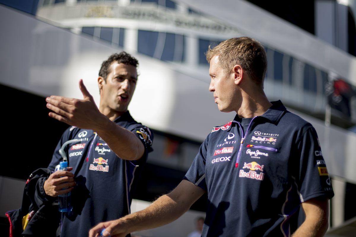 Ricciardo jobban ki van éhezve a sikerre, mint Vettel - Hamiltonról nem is beszélve?!