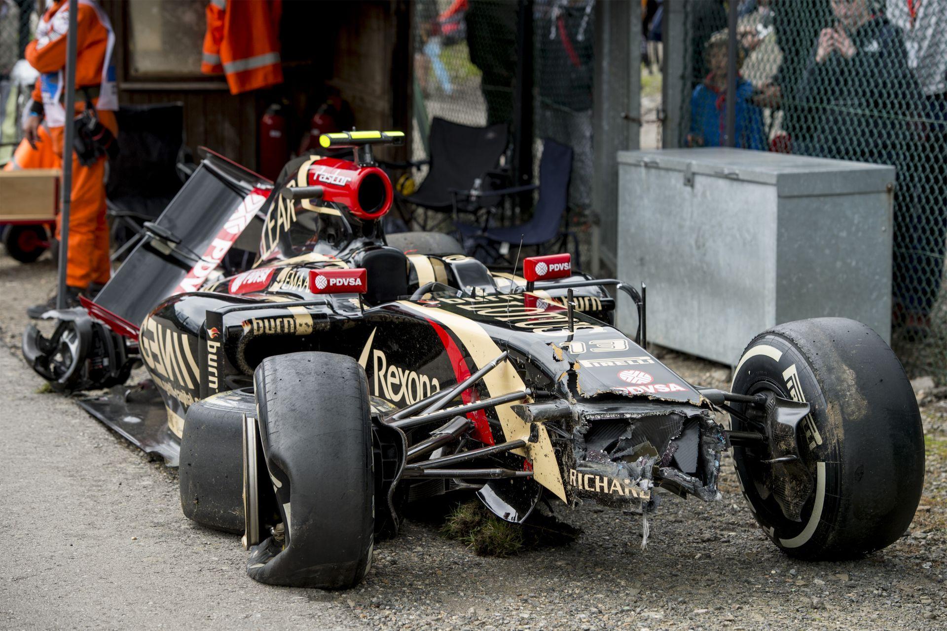 Maldonado: Jövőre talán jobbak leszünk, mint idén a Williams