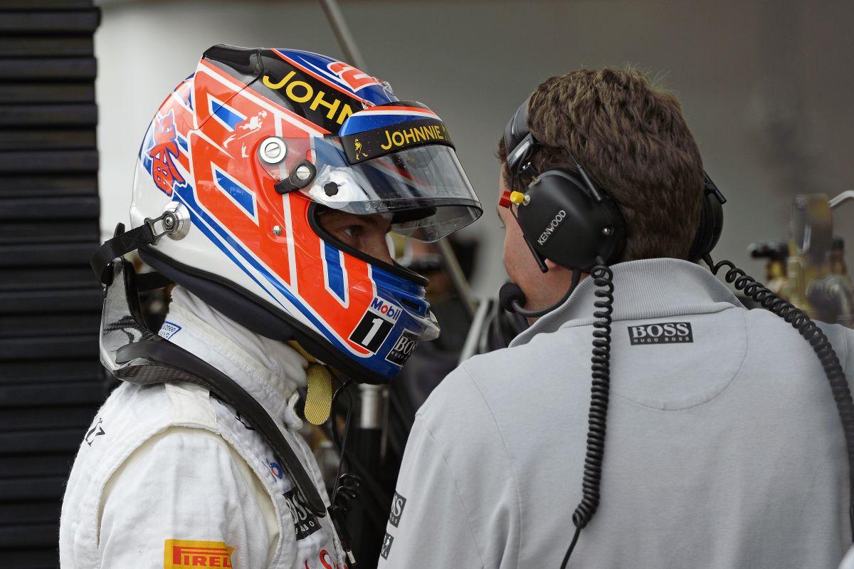 Button nem tudja, a McLaren ütőképes lehet-e a Hondával: 1 másodperc túl sok az év végén