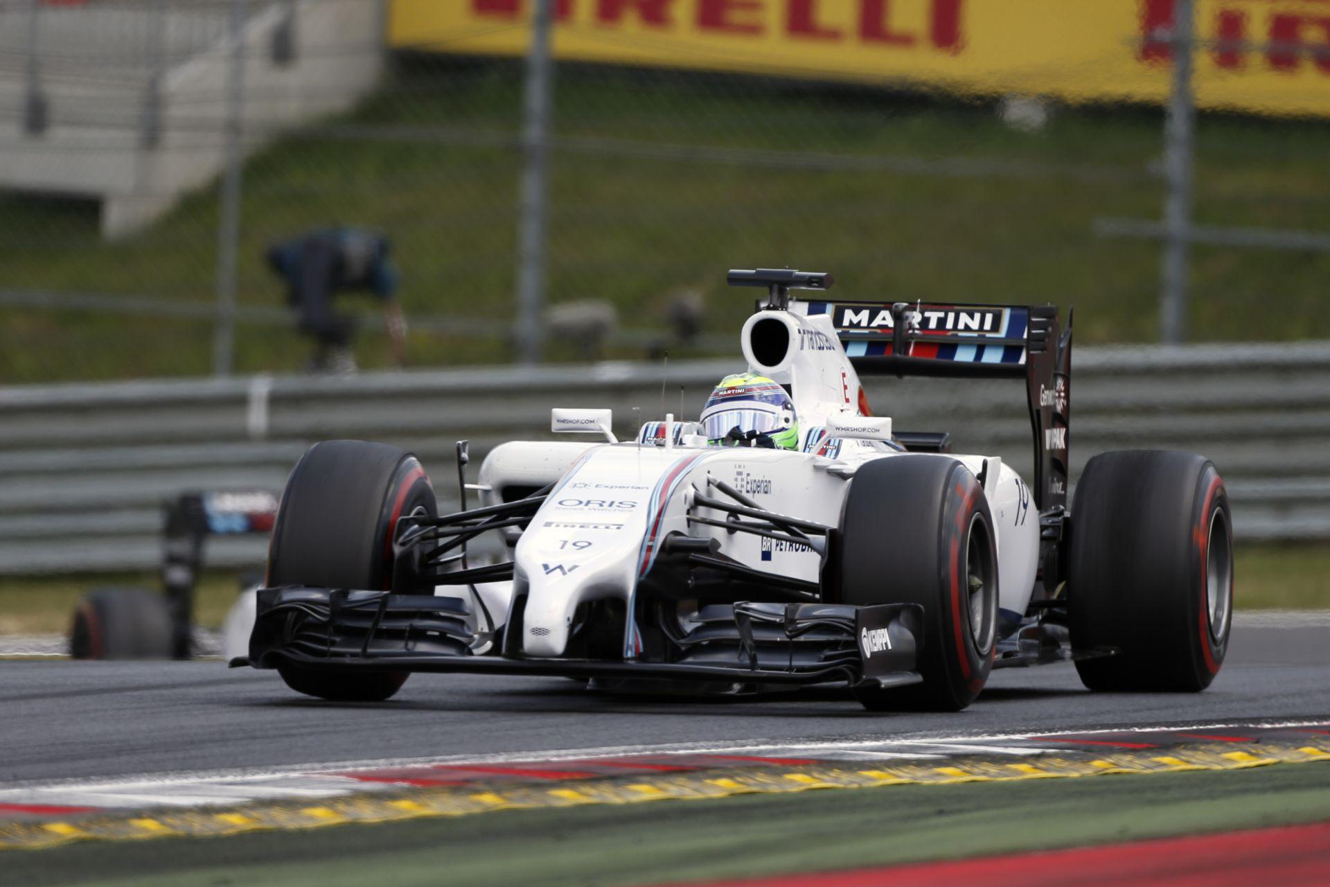 Williams: A harmadik legerősebb autó a miénk a mezőnyben!