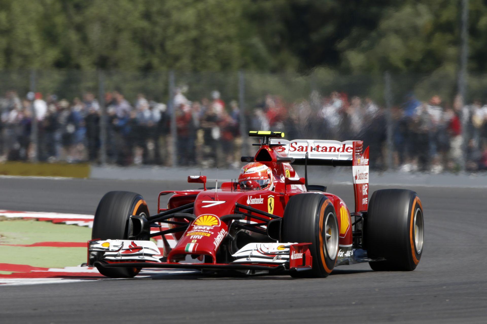 Raikkönen menedzsere: Kimi egy szóval sem mondta, hogy 2015 után elhagyja az F1-et!