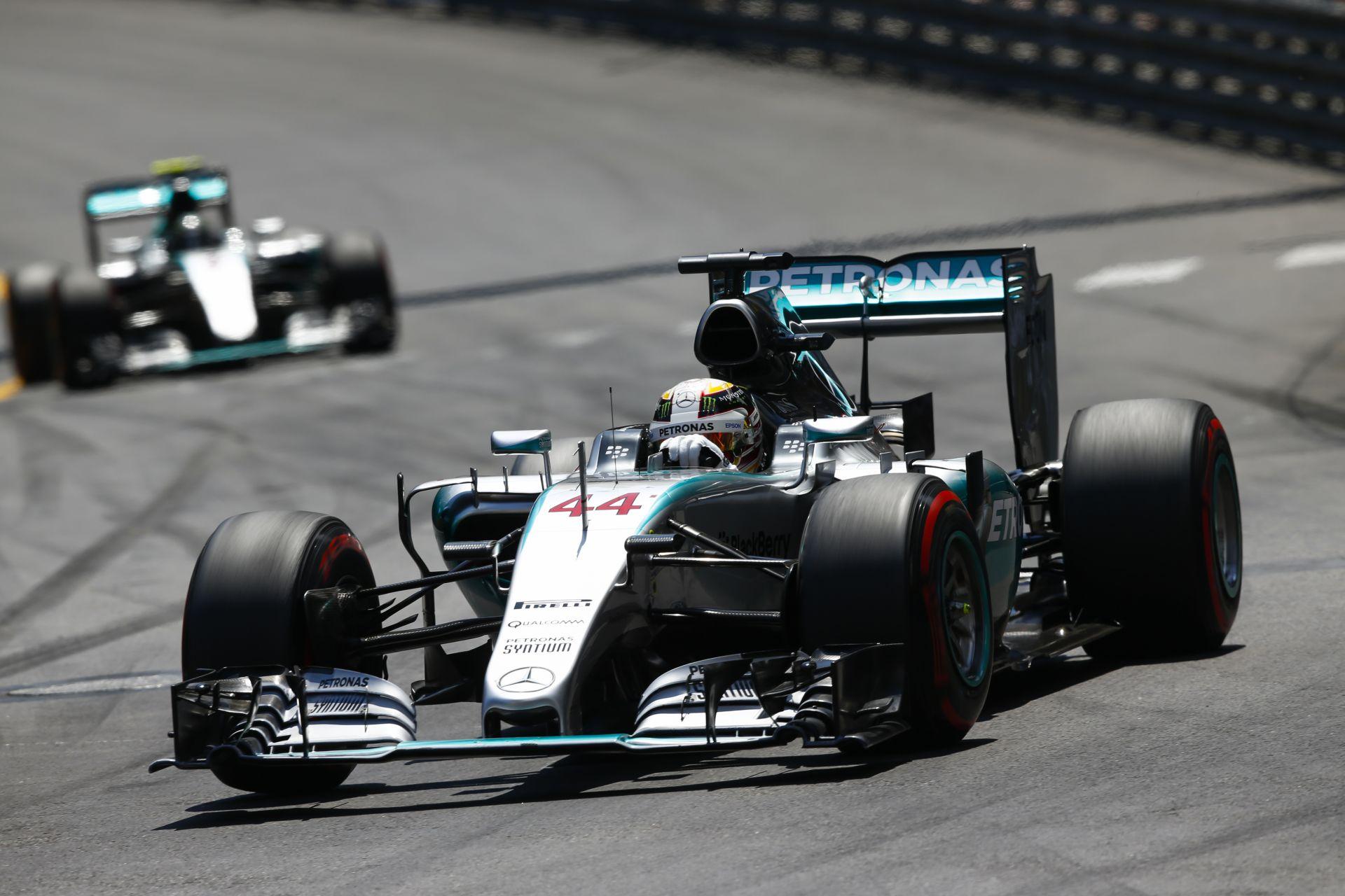 A Mercedes józan paraszti ésszel elkerülhette volna a monacói hibát