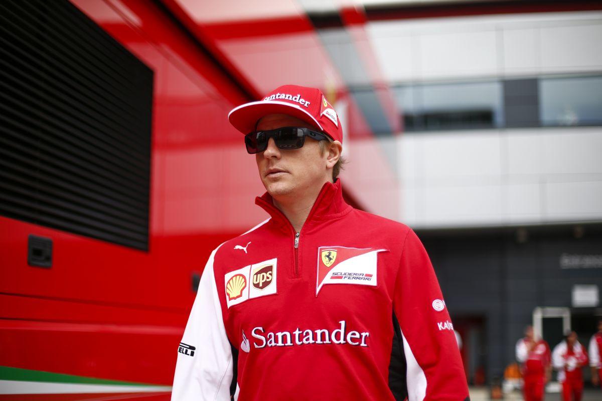 Kimi nem szólt a Ferrarinak, hogy abbahagyná: 2016 messze van, most 2015 a lényeg