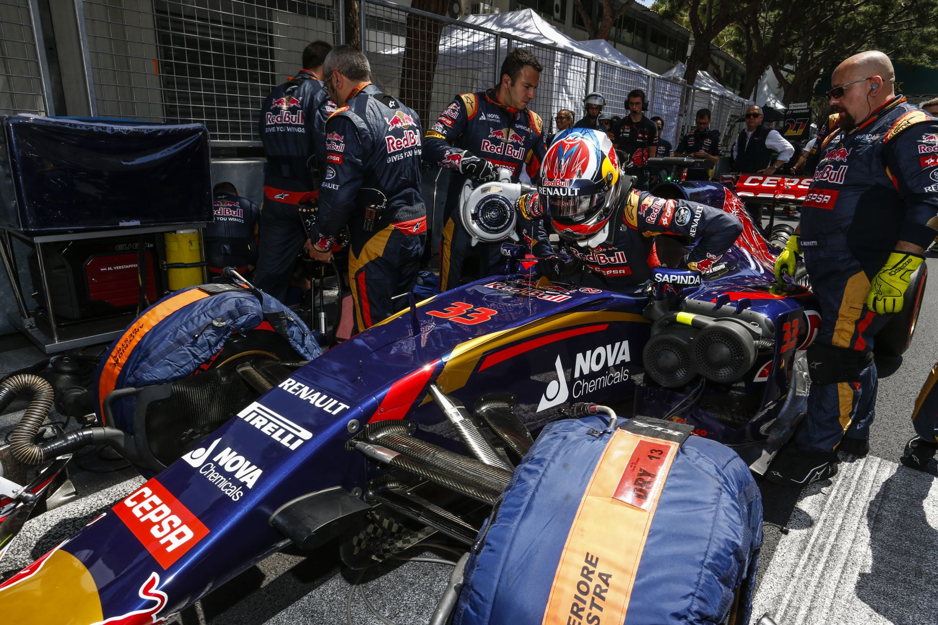 Red Bull: Fantasztikus volt Max Verstappen Monacóban