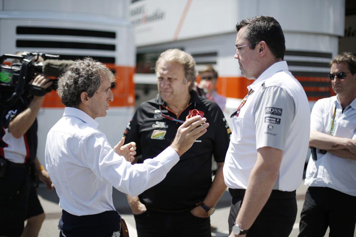 A McLarent meglepte, hogy be akarják tiltani a FRIC-et: egyesek bajban lehetnek?!