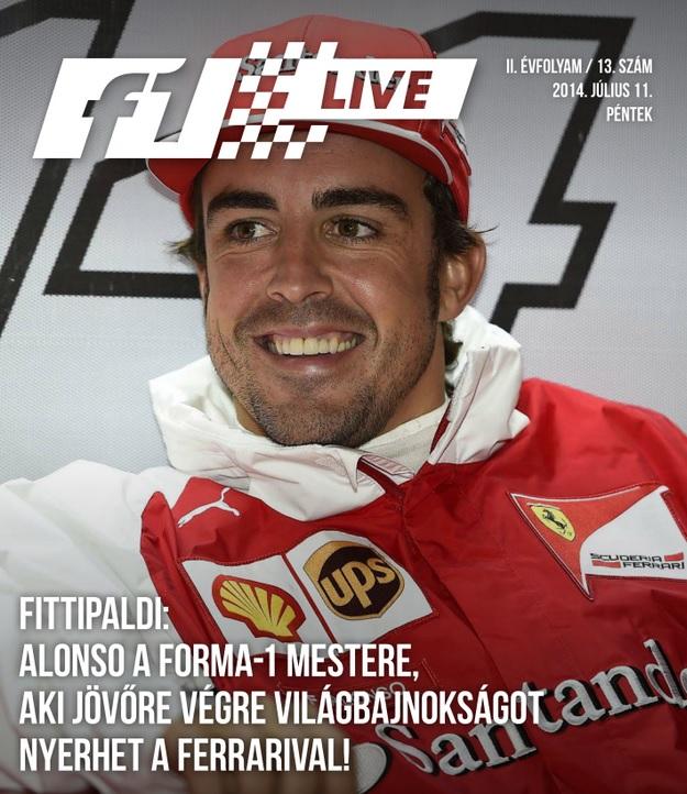 Táblamagazin: Alonso évek óta a legjobb versenyző, csak nem a legjobb szekér dolgozik alatta?