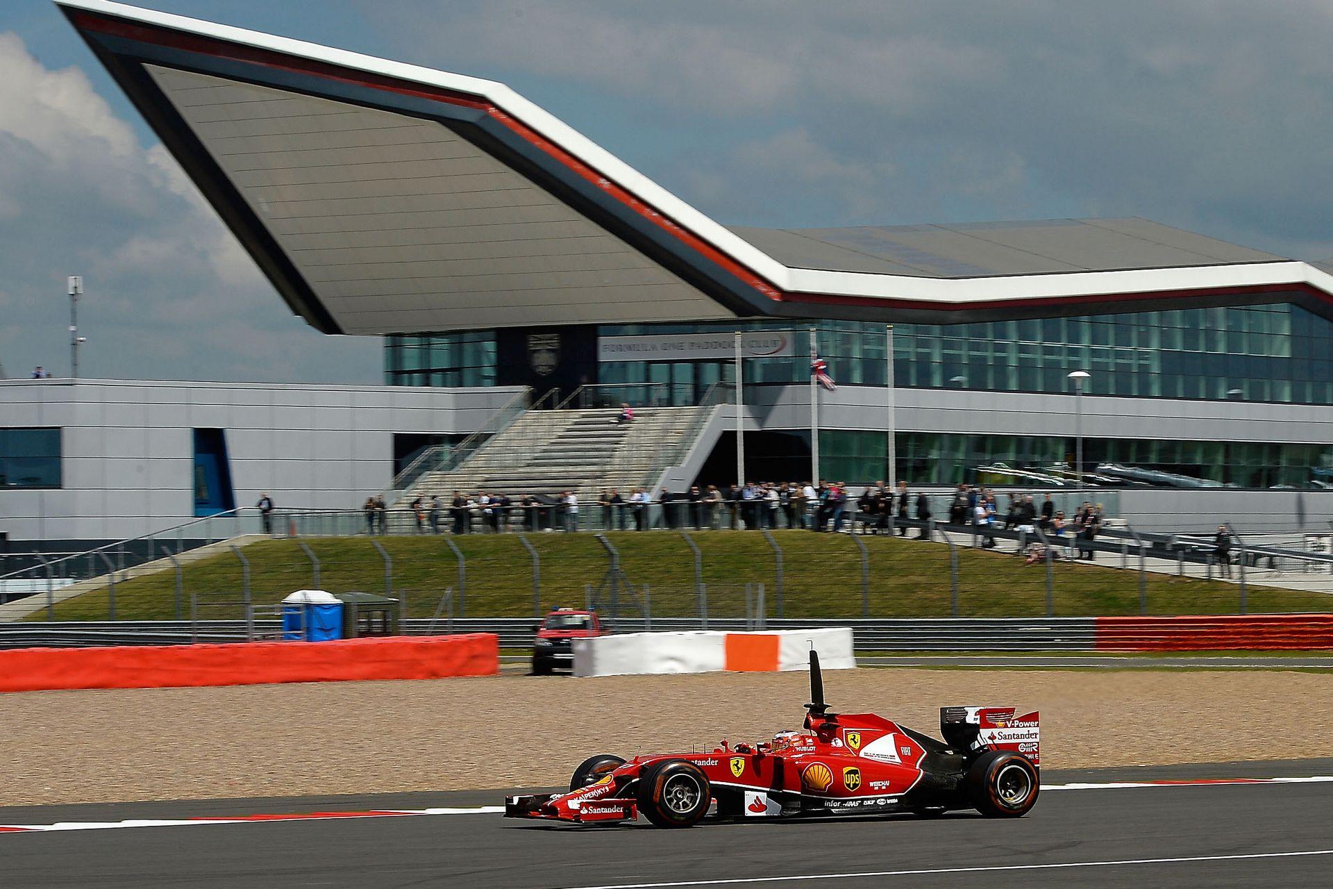 Silverstone: Idén telt ház lesz a Forma-1-es Brit Nagydíjon!