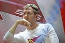 Vettel szuper-szimulátort akar magának a Ferrarinál