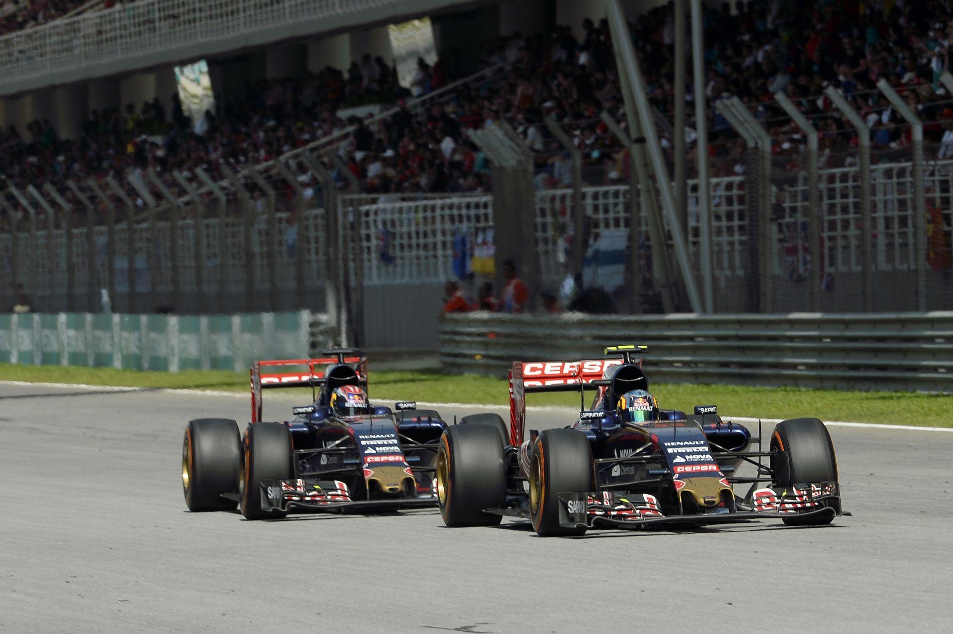 Toro Rosso: A két újonc nagyon menőnek tartja a kínai pályát