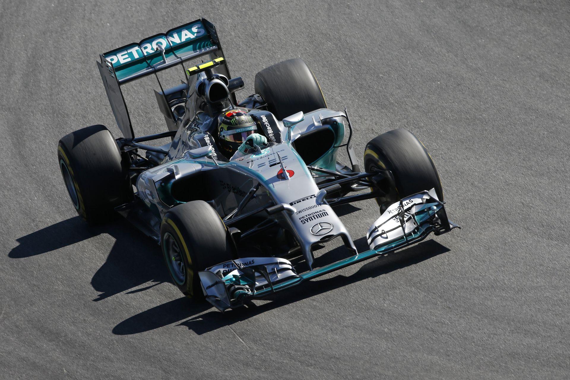 Hamilton csúnyát bukott az időmérőn! Rosberg simán nyert Bottas és Massa előtt! Raikkönen még a Q3-ba sem jutott be a Ferrarival