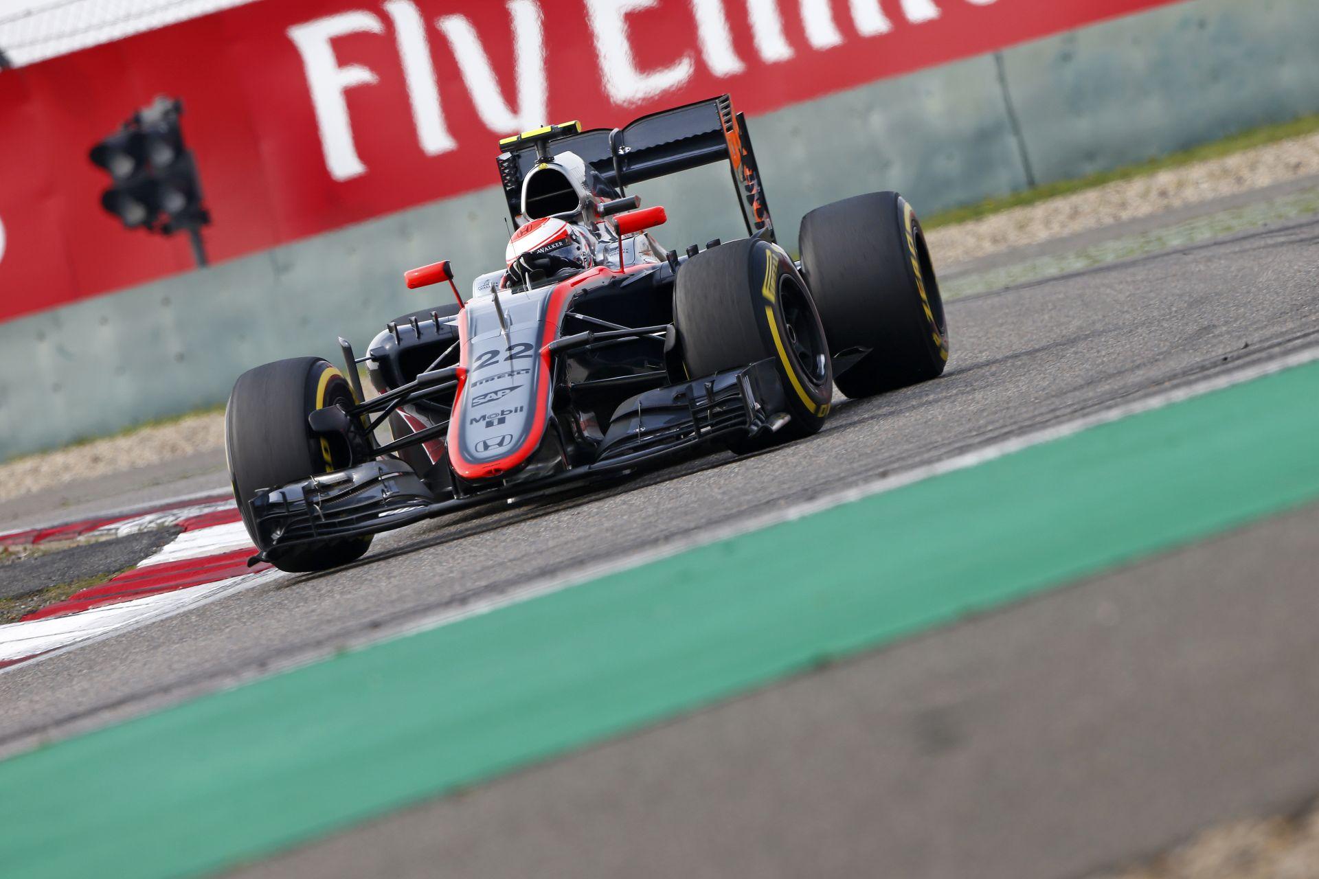 McLaren: Ez egyszerre kiábrándító és tiszteletre méltó