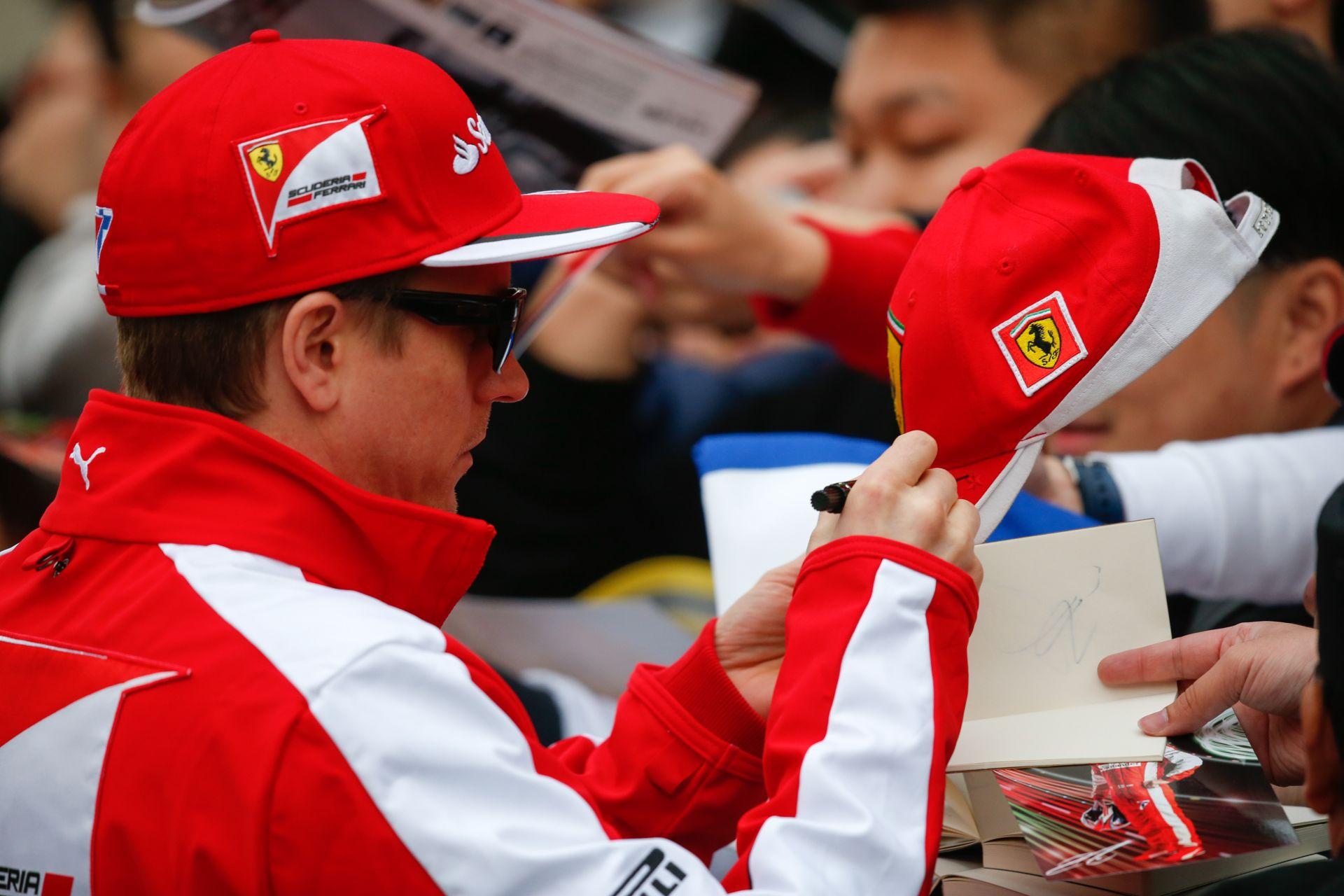 Raikkönen: A csapatfőnöktől függ, hogy jövőre is a Ferrari versenyzője leszek, vagy sem