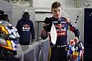 A 17 éves Verstappen a Kínai Nagydíj egyik legjobbja volt, de a technika közbeszólt