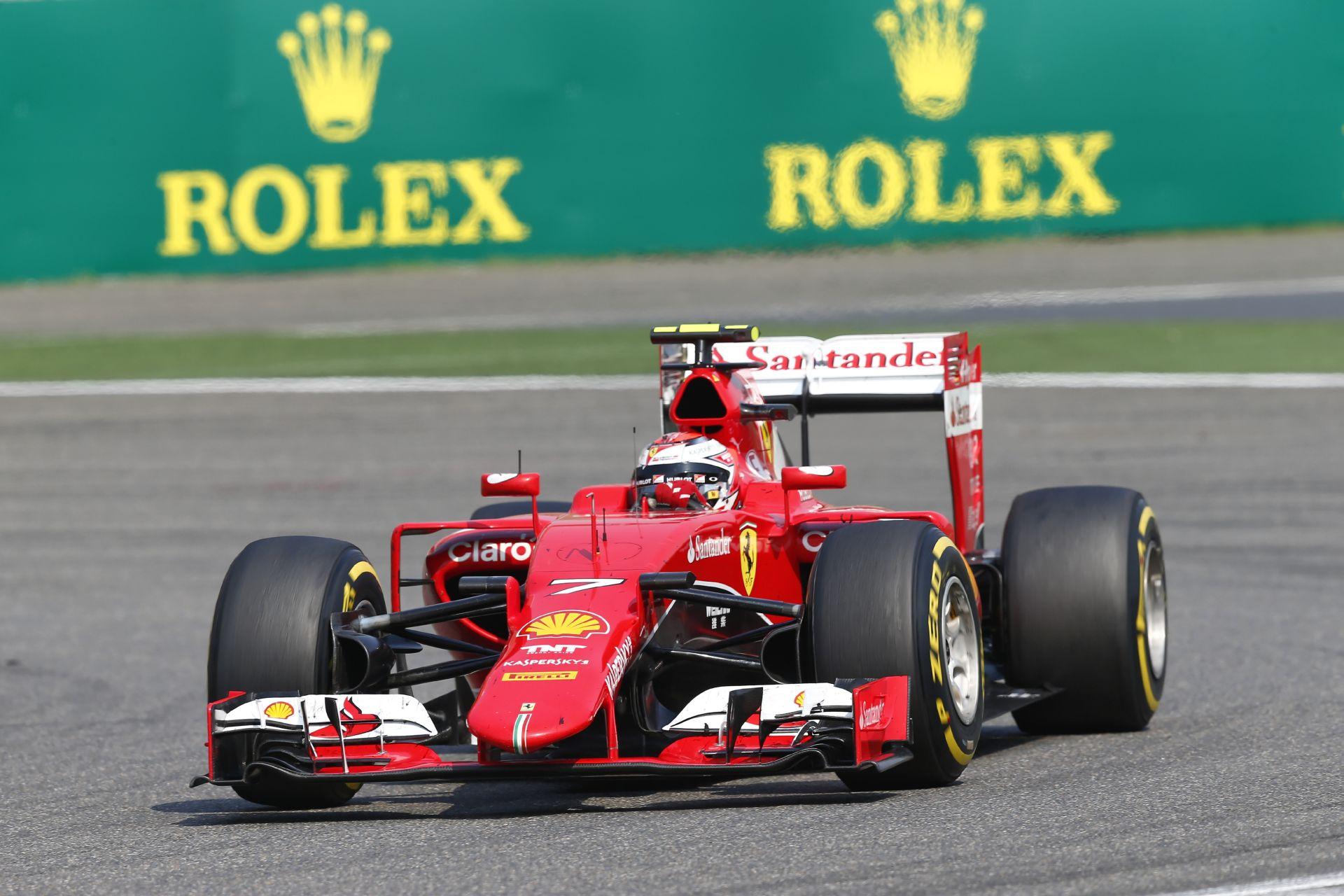 Räikkönen: Egy éjszaka alatt nem lehet csodát tenni, de tudjuk, hogy mit csinálunk
