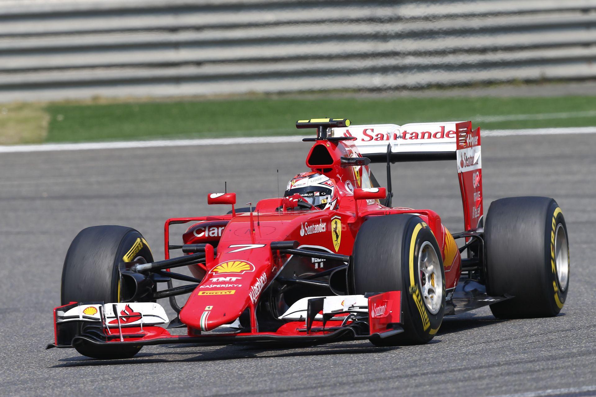 """Jó hír Raikkönen rajongóinak: A Ferrari hosszabbítani akar a """"Jégemberrel"""""""
