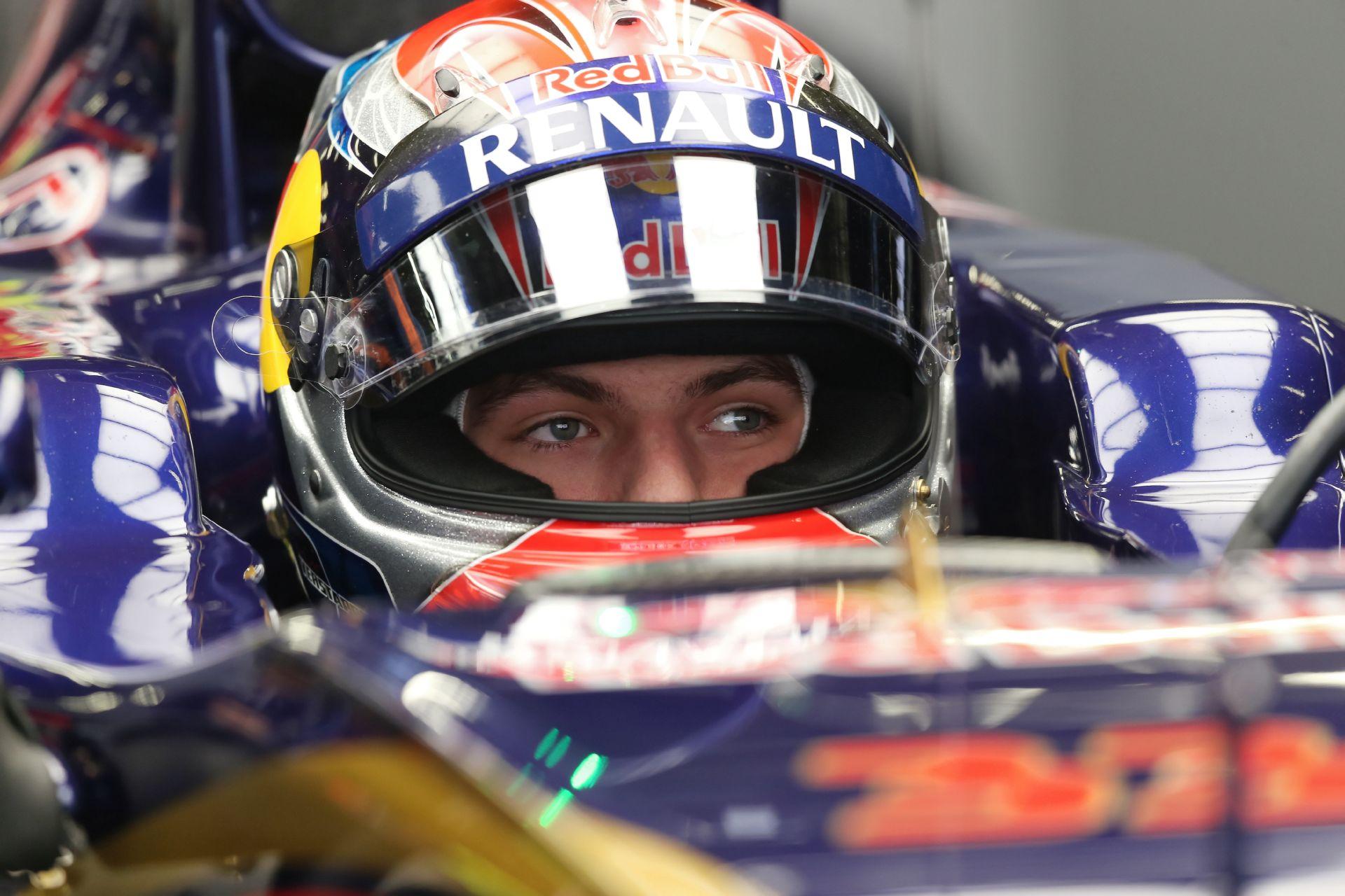 Red Bull: Verstappen nem eladó!