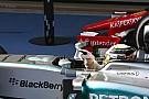 Hamilton nem akar kivételezett lenni a Mercedesnél, erőből győzné le Rosberget