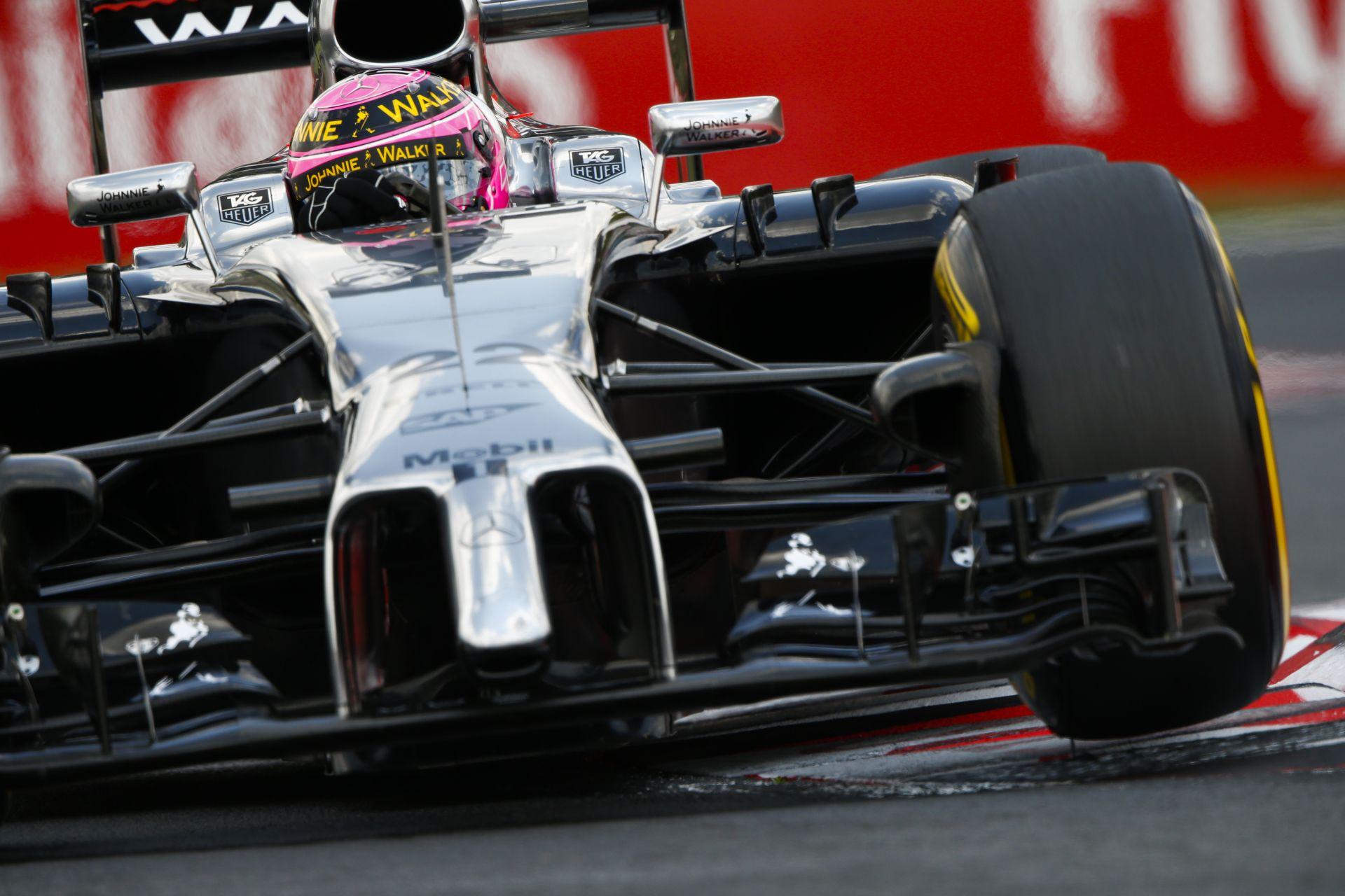 Hatalmas költségvetés a McLaren-Hondánál jövőre? A pénz nem számít!