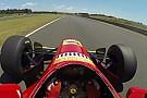 Amikor megkönnyezel egy F1-es Ferrari motorhangját: Álom V12