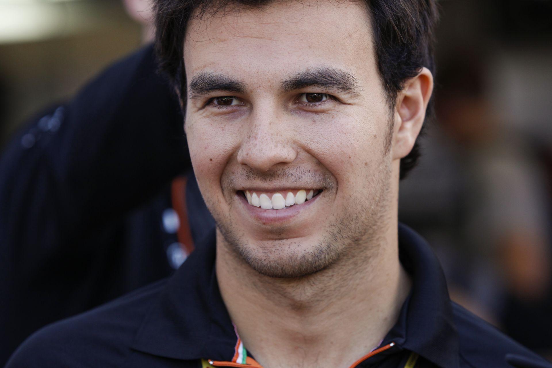 Pérezt már nem izgatja a McLaren, lezárta azt a fejezetet