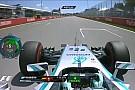 Videón Rosberg rajtelsőségét érő köre Kanadából