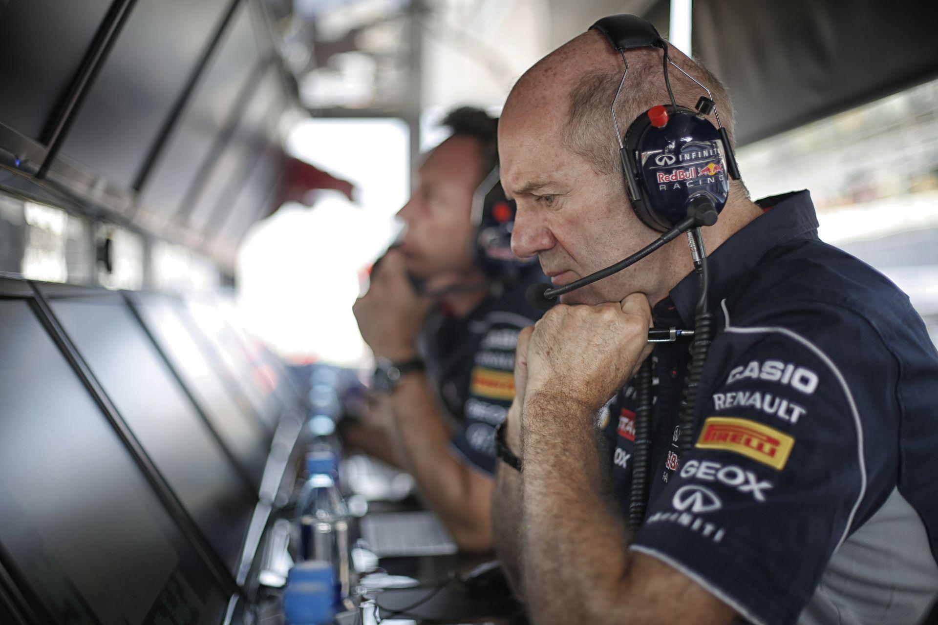 Ferrari: Nem akartuk Neweyt! Kész, pont!