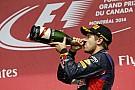 Vettel szerint nem sokban különbözik egy labdarúgó és egy autóversenyző élete