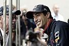 Ricciardo: az összes versenyző mazochista, néha kék-zöld foltos háttal szállunk ki az autóból
