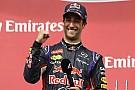 Ricciardo be akarta bizonyítani, hogy jobb választás, mint Räikkönen vagy valaki más