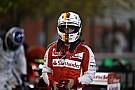 Ezen ment el Vettel dobogója Bahreinben: Videón, ahogy meghúzza a Ferrarit