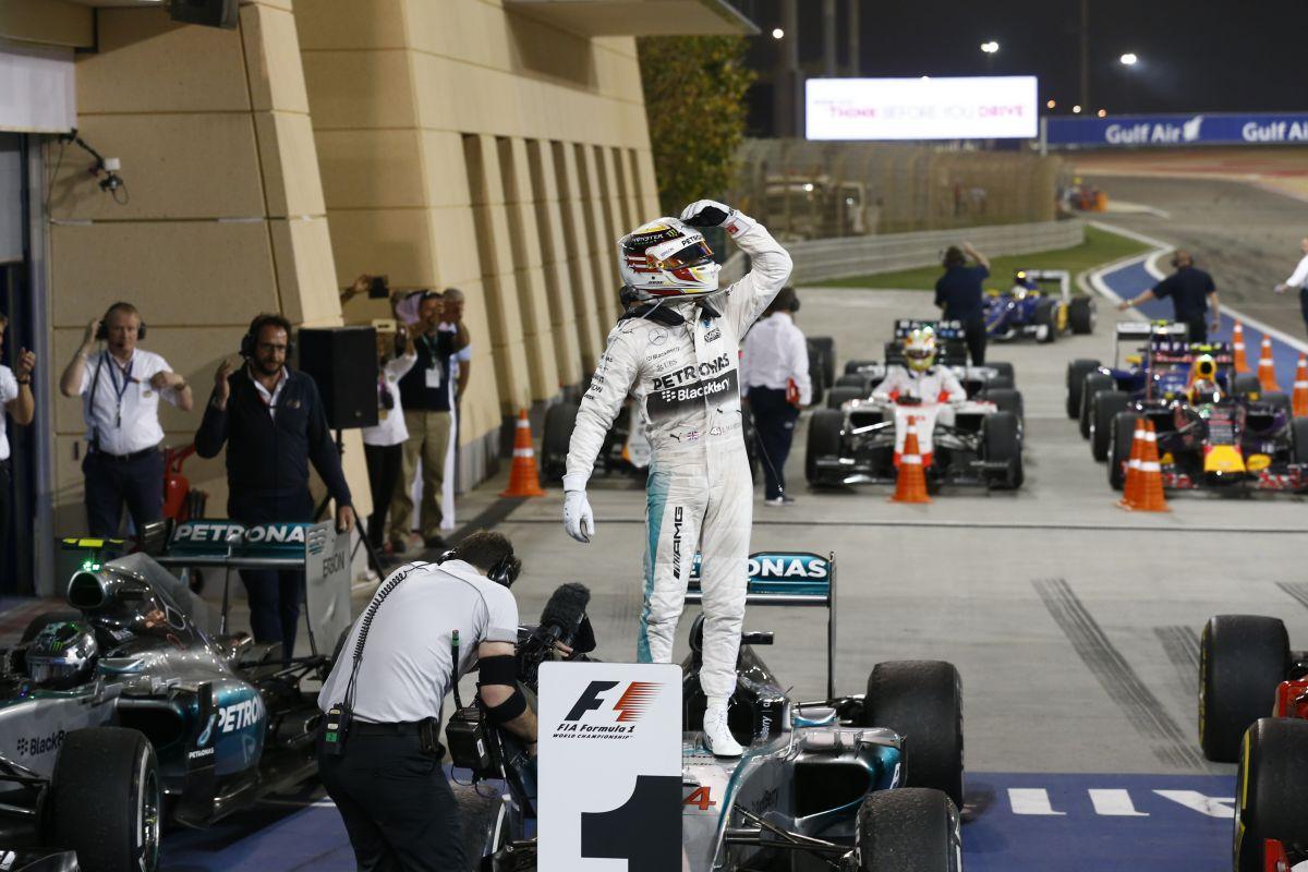 Hamilton 4/3: a statisztika szerint nagy eséllyel bajnok lesz 2015-ben