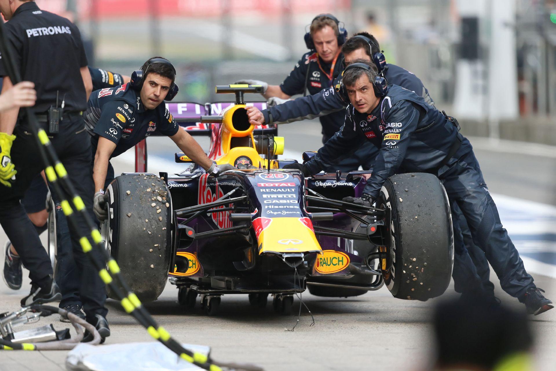 A Red Bullnál jókedv uralkodik, még a pocsék szezonkezdés ellenére is