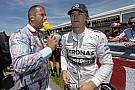 Rosberg: a csapatnak nem, de nekem nagyon jó, hogy Lewis csak a 9. helyről indul