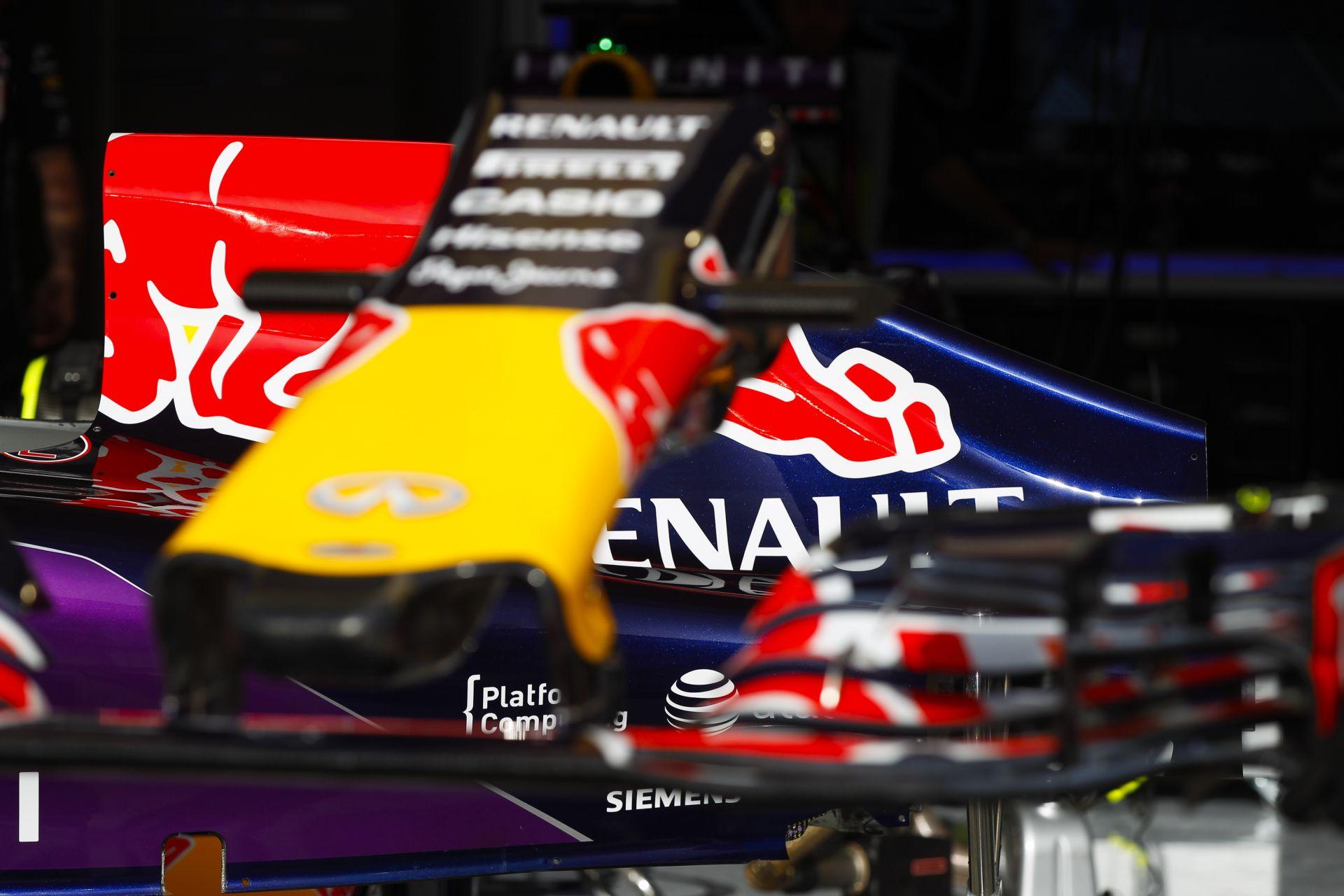 A Red Bull egy ultra-rövid orral készül a riválisok ellen