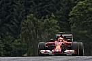 Raikkönen szenvedése és frappáns válasza a Ferrarinak Ausztriában