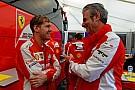 Sebastian Vettel már olaszul válaszol!