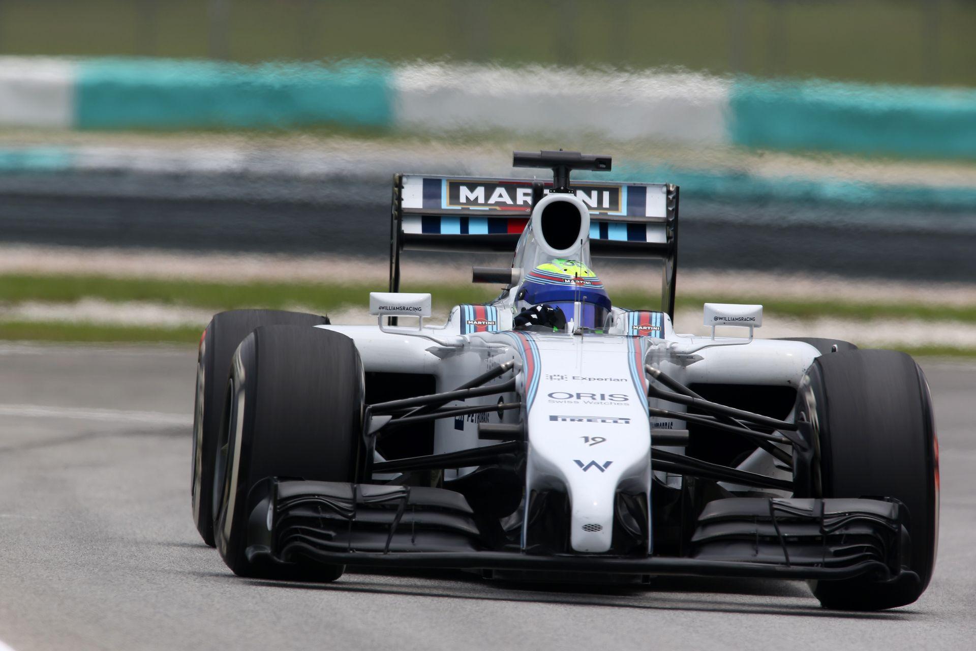 A Williams 2015-ben már a bajnoki címért küzdhet?