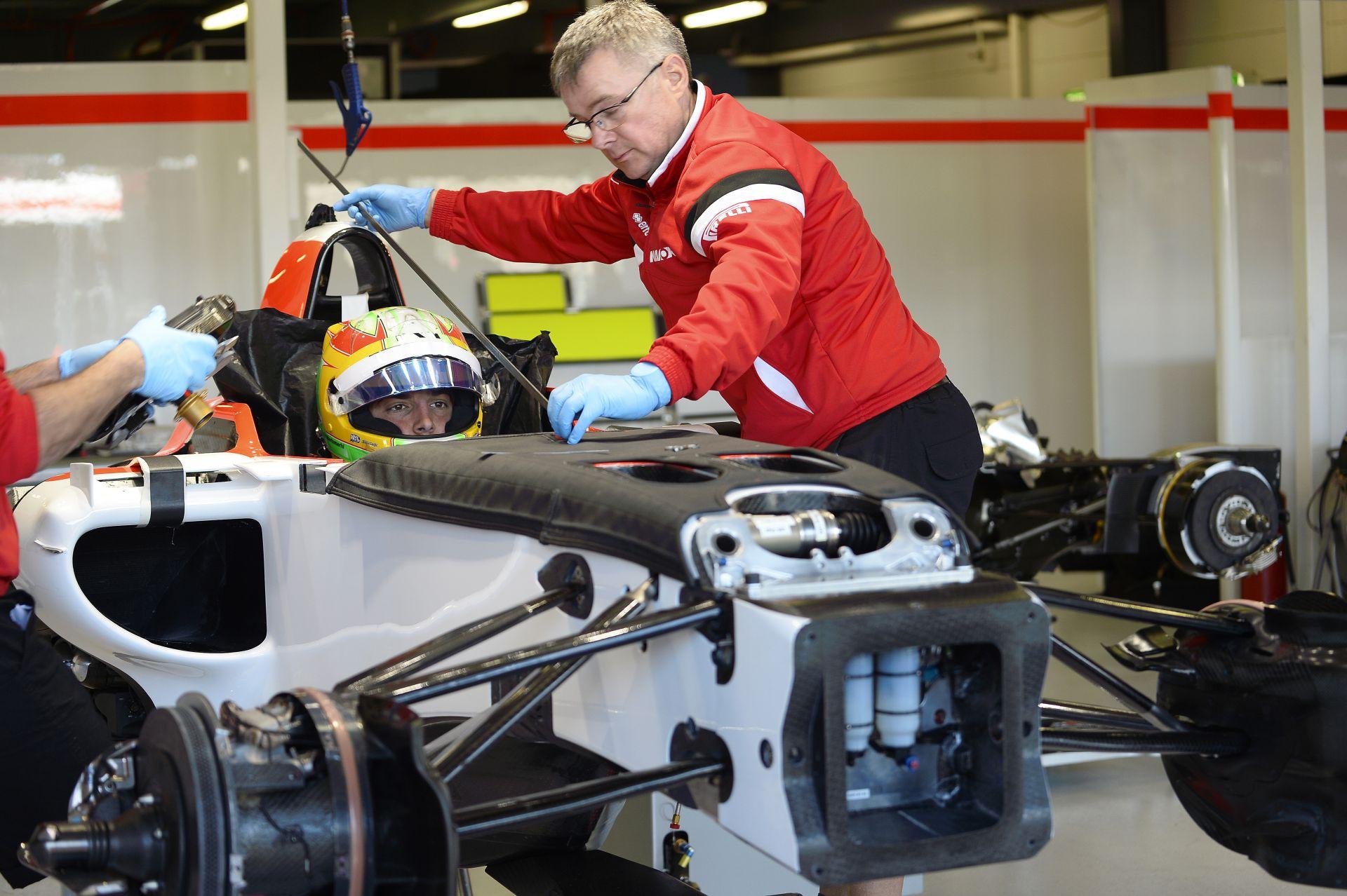 Szoftverproblémák miatt a Manor F1 Team Ausztráliában, Malajziában és Kínában is a pályán kívül maradhat